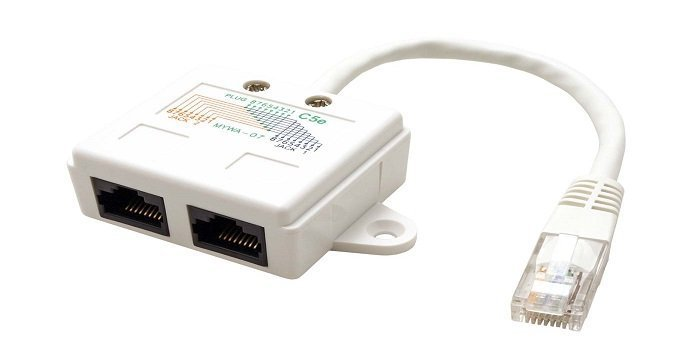 Ethernet Splitter