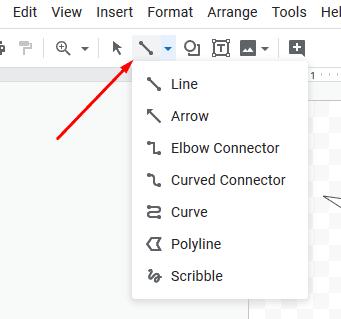 Select Line Tool