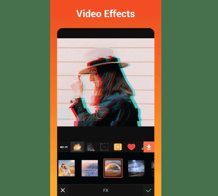 VivaVideo - Video Effects