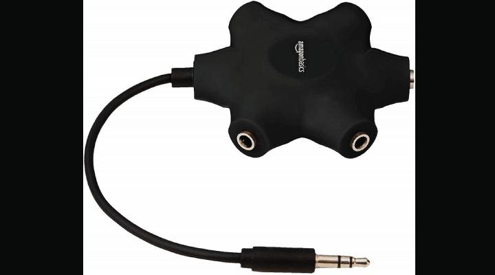 AmazonBasics - Headphone Splitter