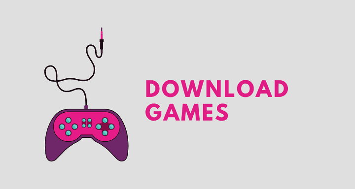 Download Games - 13377x