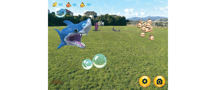 Sharks in the Park