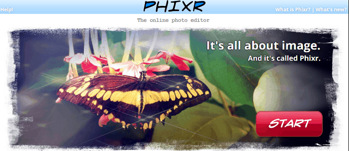 PHIXR - Recolor Images Online