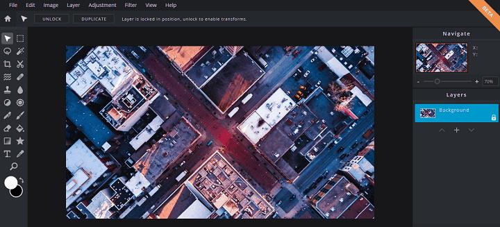 PIXLR - Recolor Images Online
