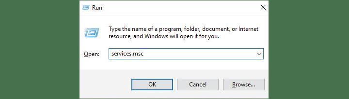 Fix WMI Provider Host - Services.mssc