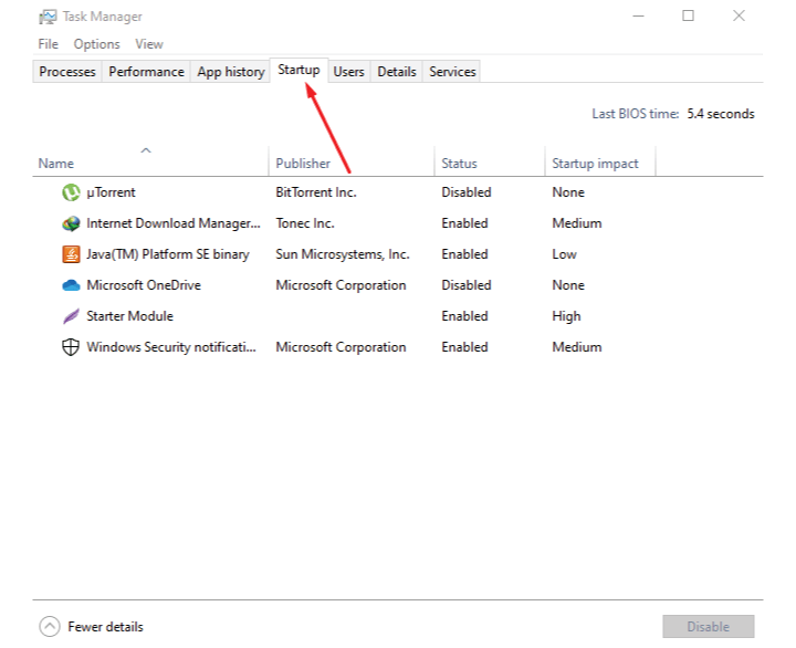 Fix WMI Provider Host - Taskbar Startbar