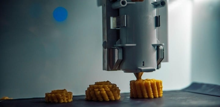 3D Printing - Technologies in Food Industry