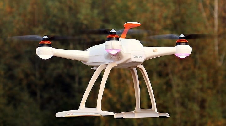 Drones - Technologies in Food Industry