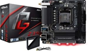 ASRock Z390- 5 Best motherboards for i9 9900k