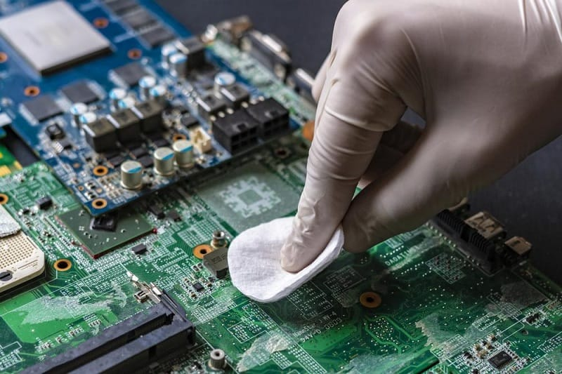 Remove Thermal Grease