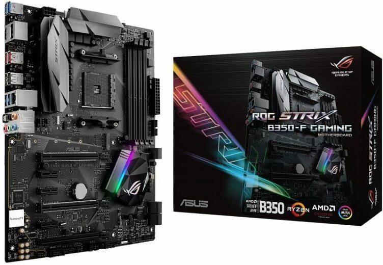 ASUS ROG STRIX B350-F GAMING AMD Ryzen