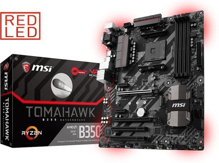 MSI Gaming AMD Ryzen B350 ATX Motherboard