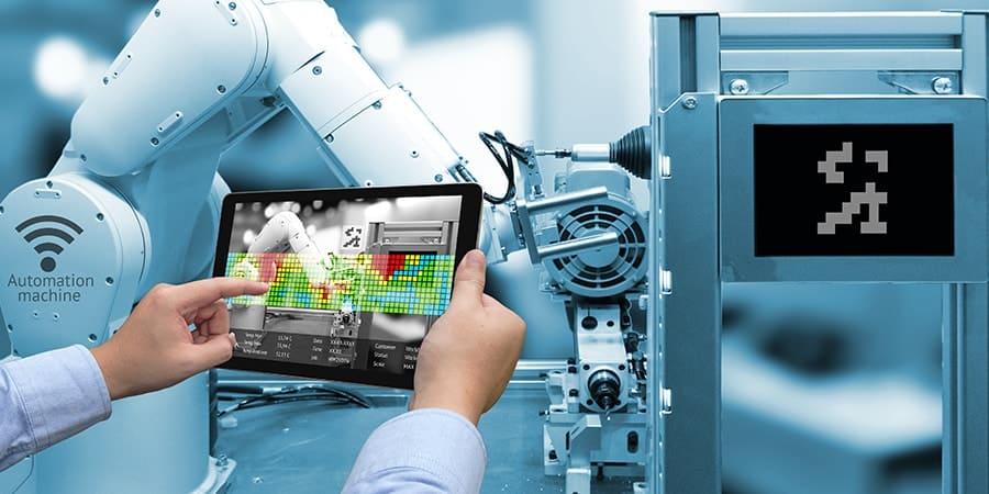 Digital Revolutio in manufacturing industry