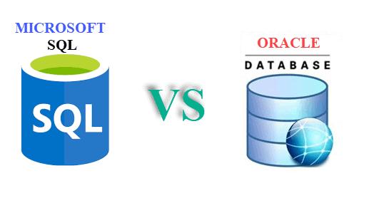 Microsoft SQL Server vs Oracle