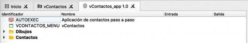 vContactos_app 1.0