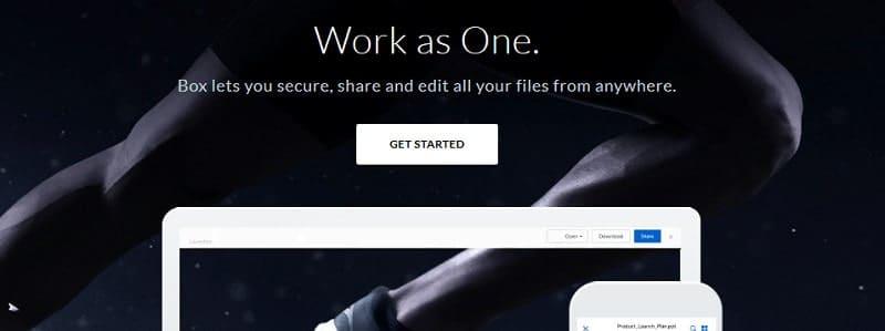 Box - Best Document Sharing Sites