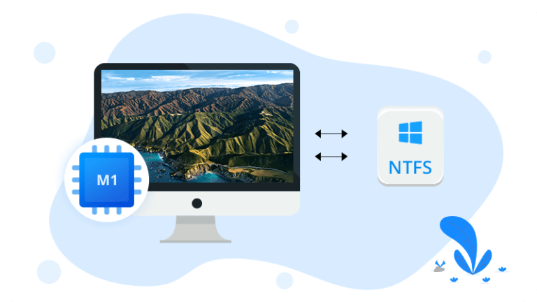 Move data from windows to MAC