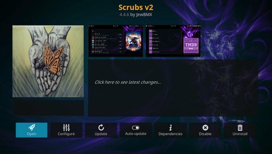 Scrubs V2 - Best 4K Kodi Addons