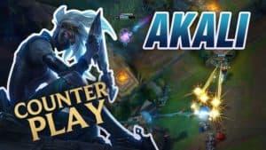 Akali - Counter Play