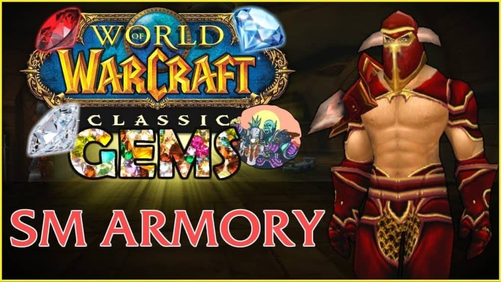 WoW Classic Armory