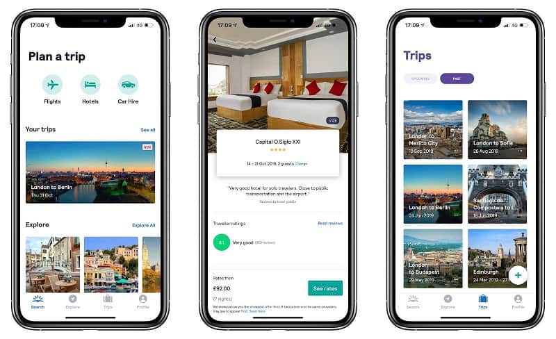 Best Apps for Travelling Experience