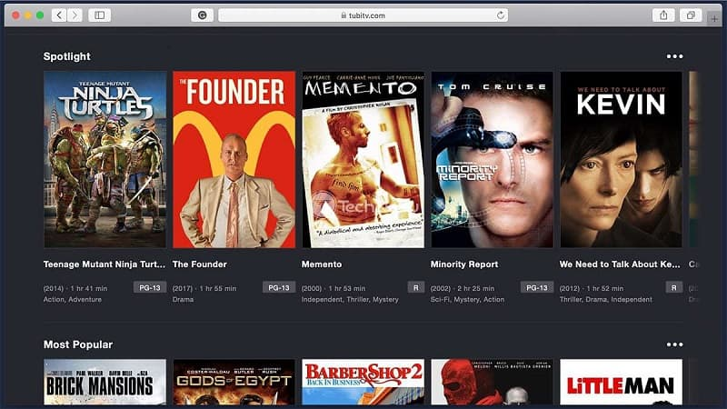 Tubi - Watch Movies Online Free