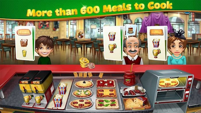 Download the Cooking Fever mod apk