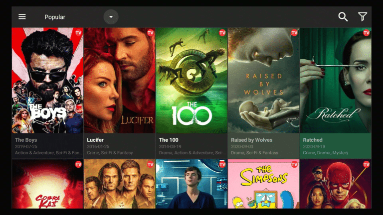 Download Movies - Cinema HD