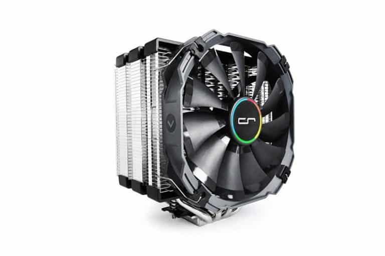 Cryorig H5 Ultimate CR-H5B (In-Budget Cooler)