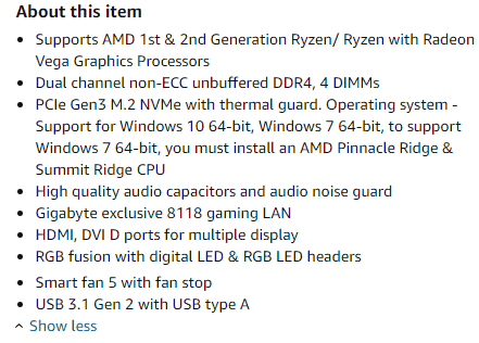 About Micro ATX Motherboard