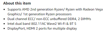 About Micro-ITX Motherboard