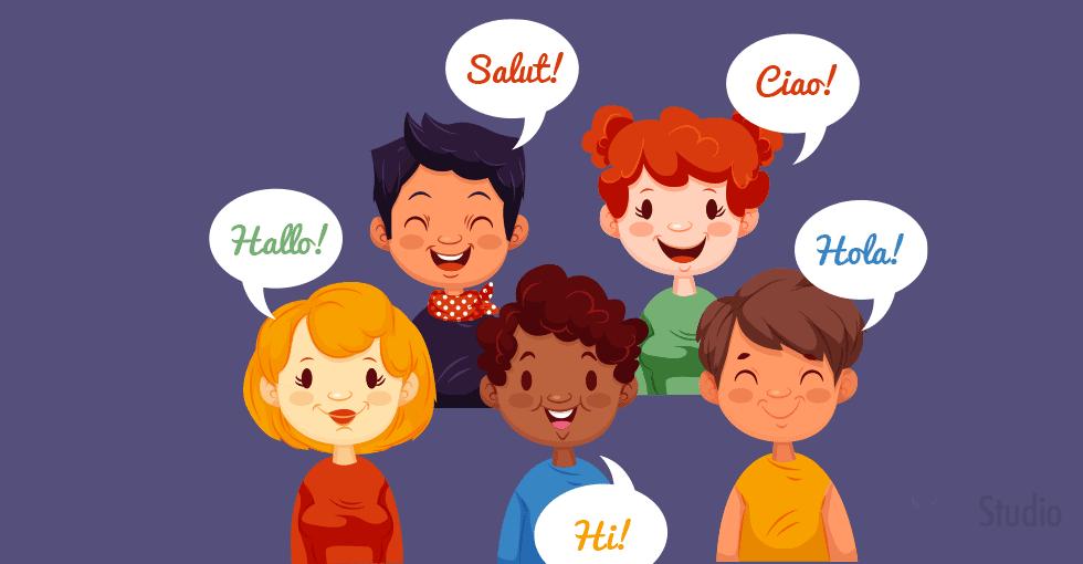 Multi-Language Business Website