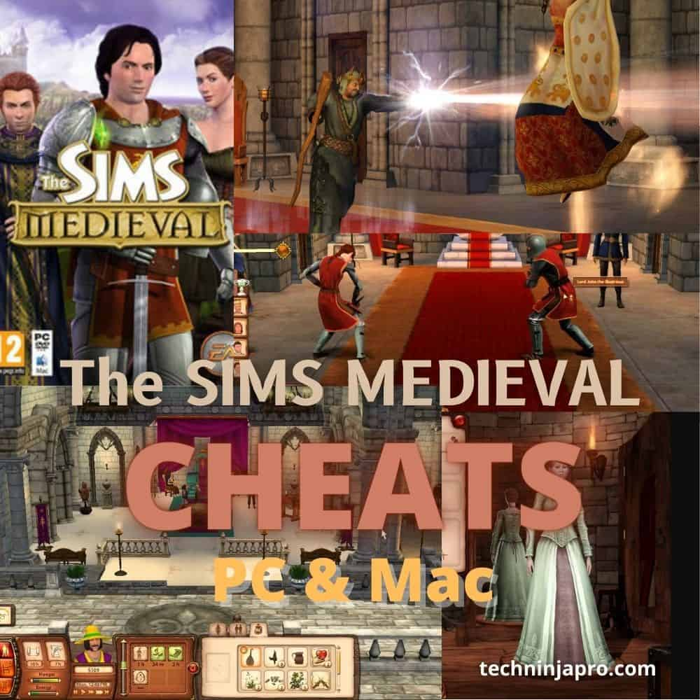 The Sims Medieval Cheats