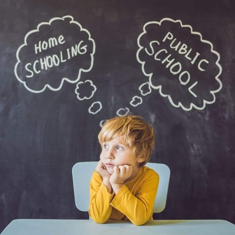 Home schooling development