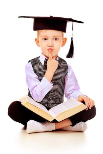 Developing a child's personality in home schooling