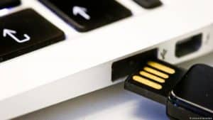 Protect USB from virus