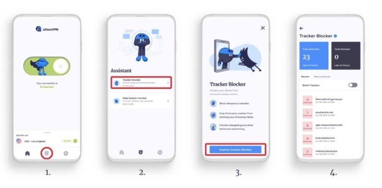 Tracker Blocker