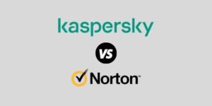 Kaspersky vs. Norton