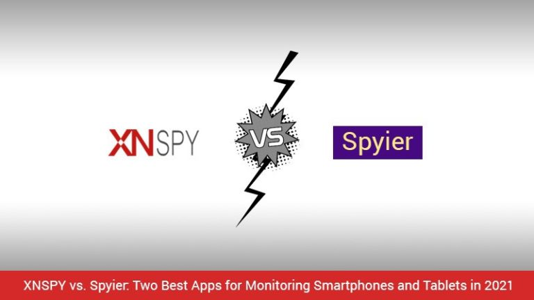 XNSPY vs. Spyier