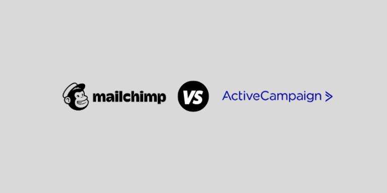ActiveCampaign Vs. MailChimp