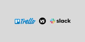 trello vs slack